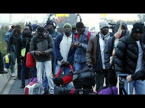 Γαλλία: Ηρεμία στο Καλαί