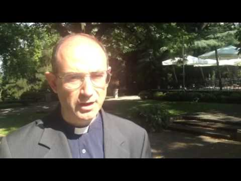Mons. Eros Monti presenta Villa Cagnola