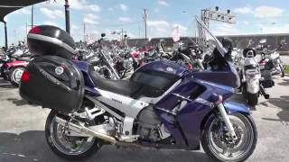 4. 003340 - 2005 Yamaha FJR1300 FJR13TC - Used motorcycles for sale