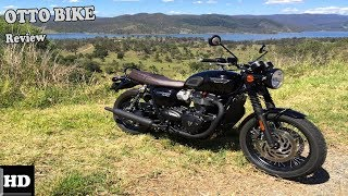 5. Otto Bike l Triumph Bonneville T120  T120 Black Price and Engine Overview