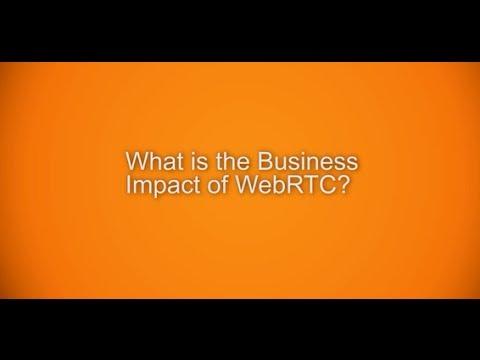 WebRTC: Creating Incredible Customer Experiences
