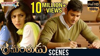 Video Mahesh Babu Ignores Shruti Haasan | Srimanthudu Movie Scenes | Koratala Siva | Devi Sri Prasad MP3, 3GP, MP4, WEBM, AVI, FLV Juli 2018