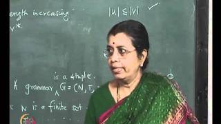Mod-01 Lec-01 GRAMMARS AND NATURAL LANGUAGE PROCESSING
