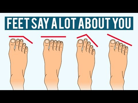 Video 12 Things Your Feet Reveal About Your Personality download in MP3, 3GP, MP4, WEBM, AVI, FLV January 2017