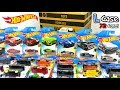 Unboxing Hot Wheels 2018 L Case 72 Car Assortment!
