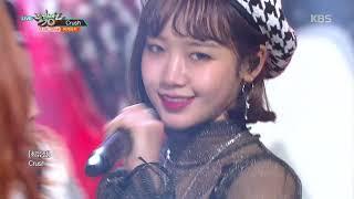 Video 뮤직뱅크 Music Bank - Crush - 위키미키(Weki Meki).20181102 MP3, 3GP, MP4, WEBM, AVI, FLV November 2018