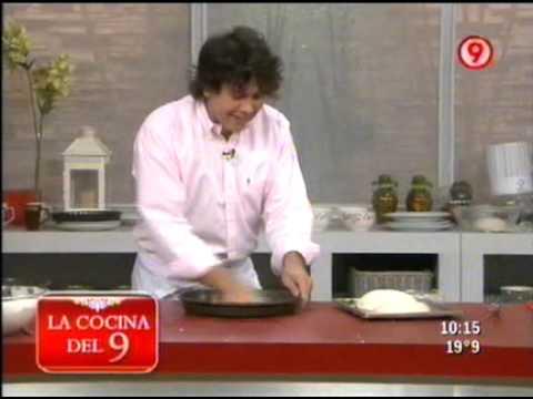 Piza de Espinaca - 2 de 3 - Ariel Rodriguez Palacios