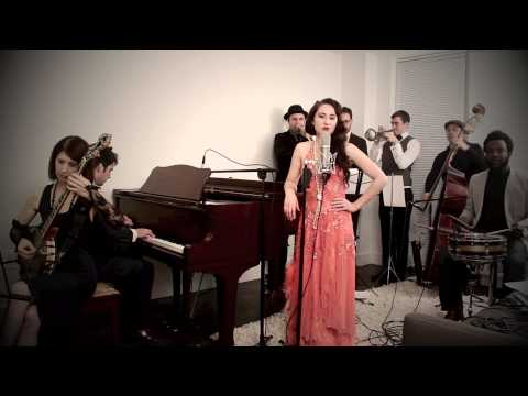 "Lana Del Rey  ""Young and Beautiful"" Cover by Scott Bradlee's Postmodern Jukebox"
