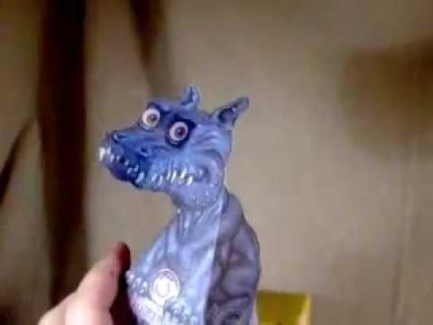 Игрушка своими руками динозавр