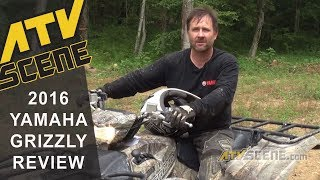 9. 2016 Yamaha Grizzly Review