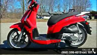 6. 2009 Kymco PEOPLE S 200  - Columbia Motorsports LLC - Col...