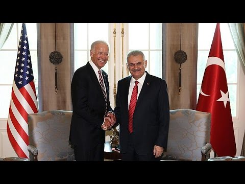 Τουρκία: Γκιουλέν, Κούρδοι και Κυπριακό στην ατζέντα Μπάιντεν