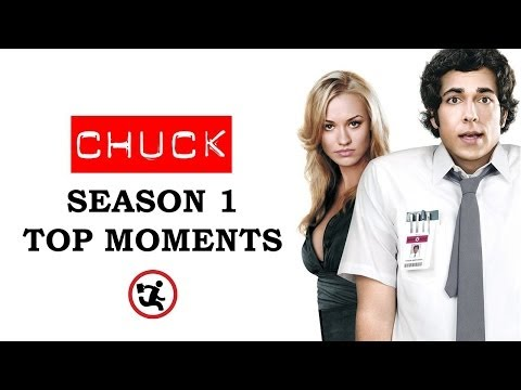 Chuck Season 1 - Top Moments