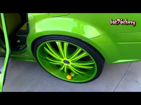APPLES & LEMONS Dodge Magnum on 26's - 1080p HD