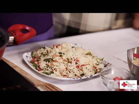Healthy & Delicious Fried Rice Recipe That Will Keep You Away From Chronic Diseases