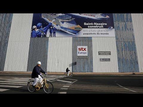Προς ιταλική ιδιοκτησία τα γαλλικά ναυπηγεία STX France – economy