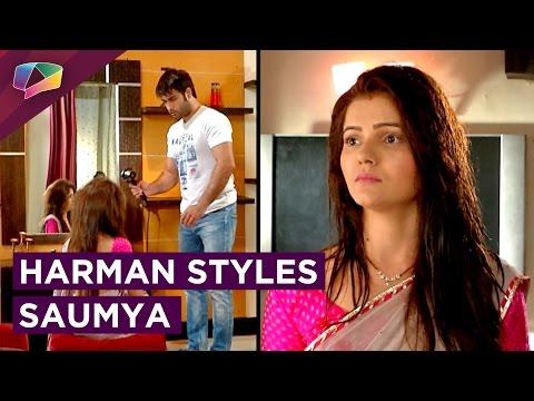 Harman and Saumya's Cute Moment | Shakti |