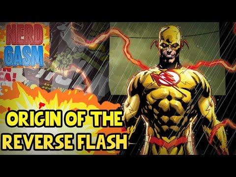 Origin of Eobard Thawne the Reverse Flash