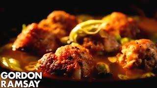 Pork and Prawn Balls in Aromatic Broth | Gordon Ramsay by Gordon Ramsay
