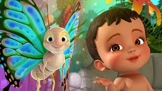 This Telugu Rhymes for Children is about Butterflies, this sweet kids song portrays different colored butterflies and its characteristics.for more information : www.infobells.com