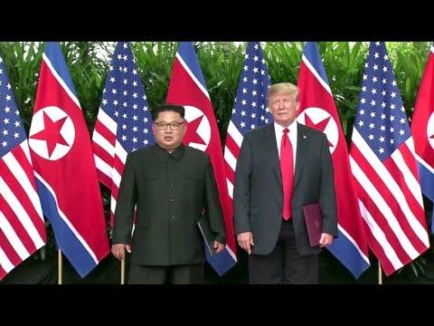 USA / Nordkorea: Zweites Treffen von Kim und Trump in Hanoi