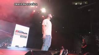 Drake at Birthday Bash 20 @ Live in ATLANTA 2015