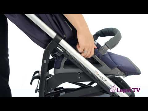 Прогулочная коляска Inglesina TRILOGY - J.F. Ecru