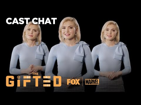 Becoming The Frost Triplets | Season 2 | THE GIFTED