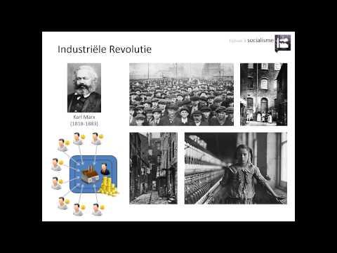 SOCIALISME - Deze video hoort bij het kenmerkende aspect 'De opkomst van politiek-maatschappelijke stromingen'. Voor een uitgebreide uitleg van de theorie van Karl Marx k...