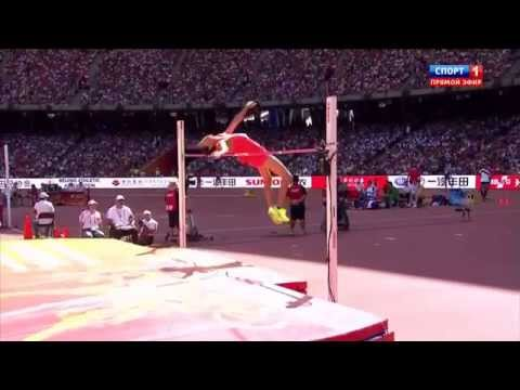 2.26 Naoto Tobe HIGH JUMP WORLD CHAMIONSHIP Beijing 2015 qualification man