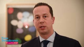Video zu: Florian Rentsch zur Generaldebatte zum Landeshaushalt 2017