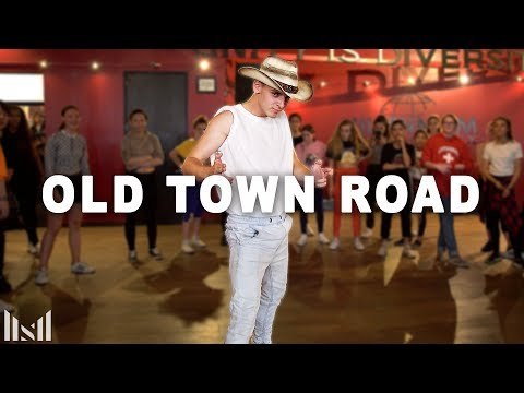 OLD TOWN ROAD - Lil Nas X Ft Billy Ray Cyrus Dance | Matt Steffanina & Josh Killacky