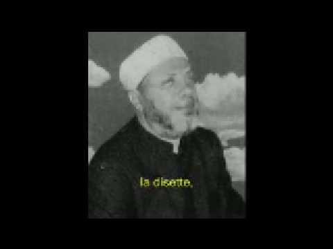 cheikh kichk histoire de abu alyazid et le prêtre
