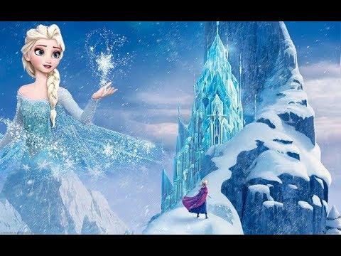 La Reine des neiges en Français - les dessins animés - meilleurs moments HD