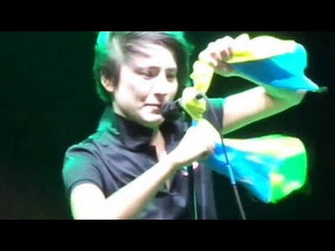 когда земфира размахивала украинским флагом