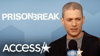 Nonton Wentworth Miller On The Responsibility That Comes With Bringing  Prison Break  Back Film Subtitle Indonesia Streaming Movie Download