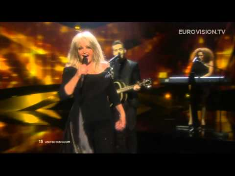 Believe - Powered by http://www.eurovision.tv United Kingdom: Bonnie Tyler - Believe In Me live at the Eurovision Song Contest 2013 Grand Final.