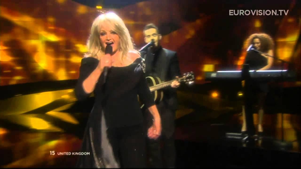 Bonnie Tyler - Believe In Me (Suurbritannia 2013)