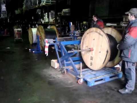 Видео со склада ВВГнг-п 2х1,5