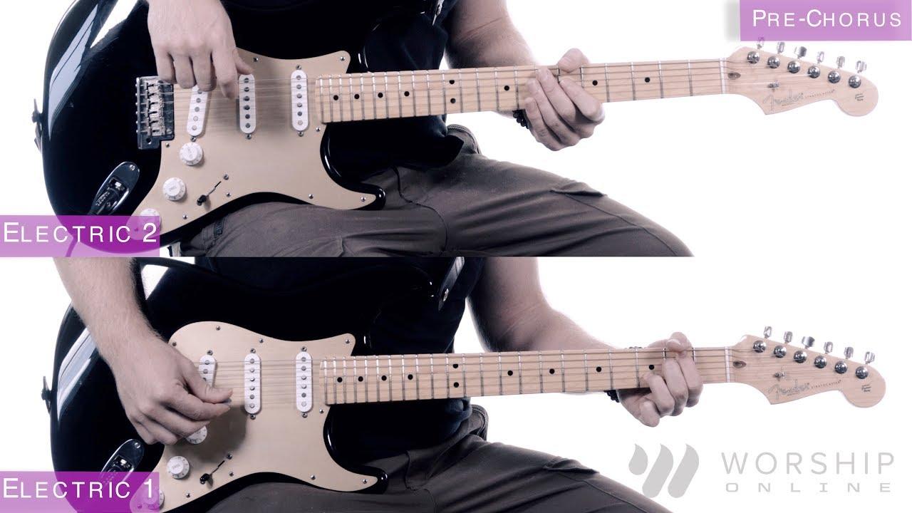 Freedom – Jesus Culture – Electric & Acoustic Guitar Tutorial