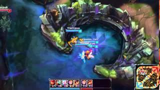[Minigame] Bàn Tay Hỏa Tiễn - Game 5, liên minh huyền thoại, lmht, lol