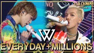 Video [HOT] WINNER  - EVERYDAY + MILLIONS , 위너 - EVERYDAY + MILLIONS MP3, 3GP, MP4, WEBM, AVI, FLV Juni 2019