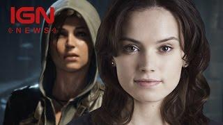 Daisy Ridley May Play Lara Croft in Tomb Raider Reboot