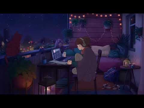 Late Night   EA7 CHILL Lofi Piano Beat   Study Session 📚 1 hour