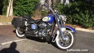 5. Used 2007 Harley Davidson Softail Deluxe Motorcycles for sale