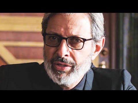JURASSIC WORLD 2 'Jeff Goldblum' First Look Trailer (2018)