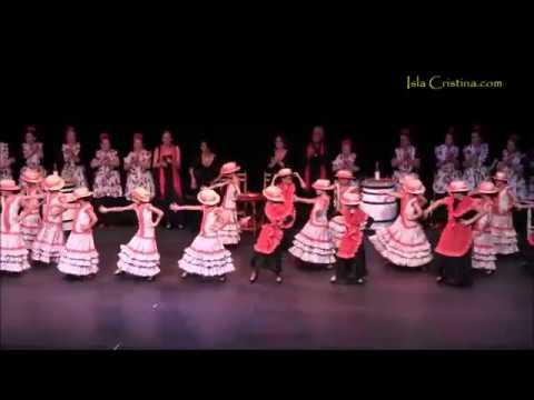 Gala Fin de Curso 2017. Escuela Municipal de Baile (Inés Romero) Isla Cristina.