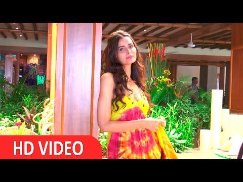 Photoshoot Of Actress Meenakshi Dixit For Upcoming Movie Yeh Lal Rang
