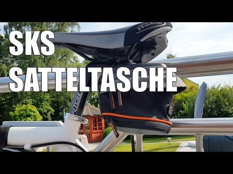 SKS Satteltasche Test und Anbauanleitung