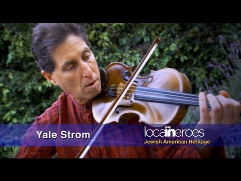 Yale Strom, Jewish American Heritage Month - Union Bank Local Heroes
